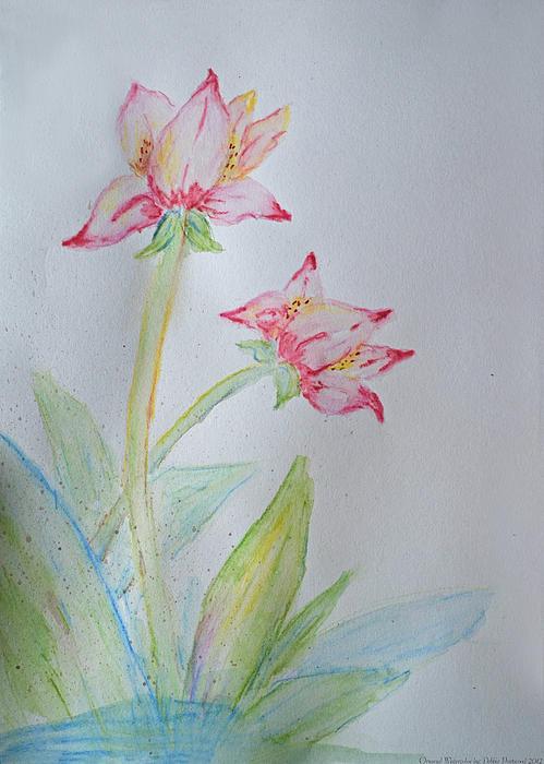 Debbie Portwood - Tulip Duo I