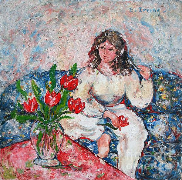 Elena Irving - Tulip Girl