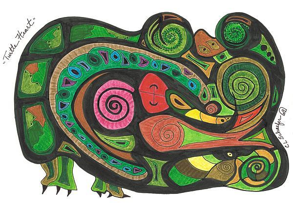 Carolyn L Schaefer - Turtle Heart