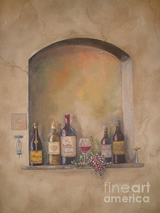Norma Ruffinelli - Tuscan Wine Niche