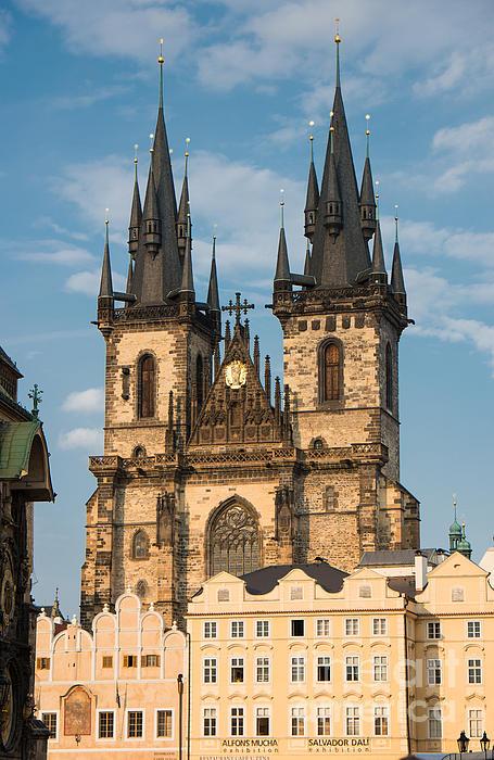 Matthias Hauser - Tyn Church - Old Town of Prague - Czech Republic