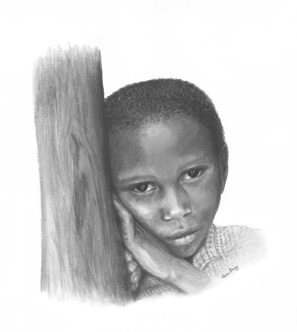 Pam Fries - Ugandan Child