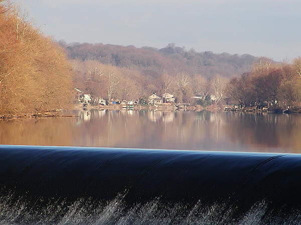 Bill Cannon - View from Flatrock Dam