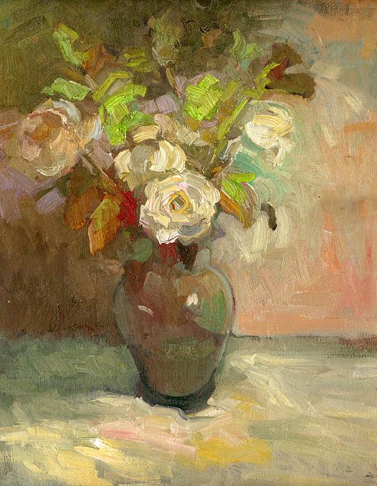 Sally  Rosenbaum - Vintage roses