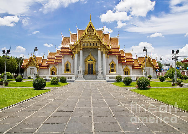 Chatchai Piansangsan - Wat Benchamabophit