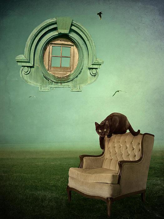 Patricia Ridlon - Window to Nowhere