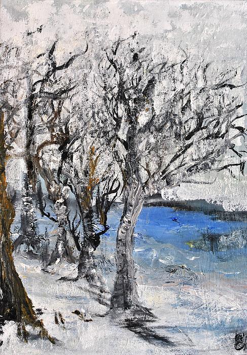 Evelina Popilian - Winter 1