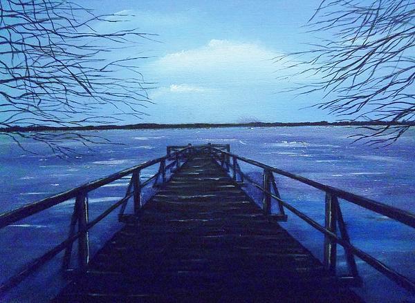 Stanley Whitehouse - Winter Lake