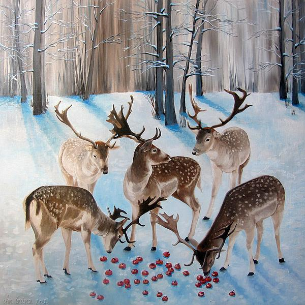 Anamaria Guina - Winter Offering
