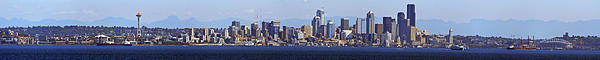 Kat Scanlon - XL Seattle Panorama