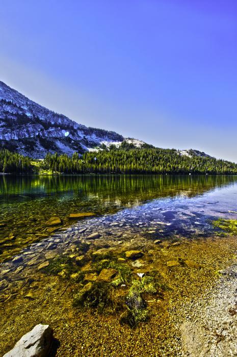 Jim  Hatch - Yosemite Park Lake