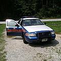 Georgia State Patrol by R A W M