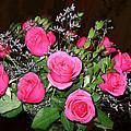 1 Dozen Roses by Joyce Blank