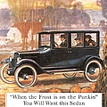 1920s Usa Overland Cars by The Advertising Archives