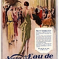 1928 1920s Uk 4711 Eau De Cologne by The Advertising Archives