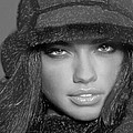 # 5 Adriana Lima Portrait by Alan Armstrong