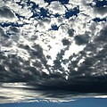A Glorious Cloudscape by Will Borden