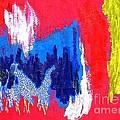Abstract Tn 005 By Taikan by Taikan Nishimoto