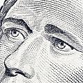 Alexander Hamilton's Ten Dollars Portrait by G J
