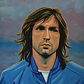 Andrea Pirlo by Paul Meijering