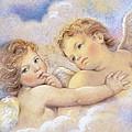 Angels In The Sky by Patrick Hoenderkamp