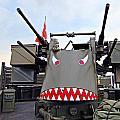 Anti-aircraft Guns by Paul Fell