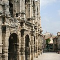 Arles Amphitheatre by Christiane Schulze Art And Photography