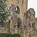 Augustinian Abbey by Elvis Vaughn