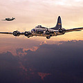 B17- Last Home by Pat Speirs