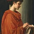 Barine by Sir Edward John Poynter