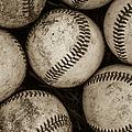 Baseballs by Diane Diederich