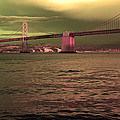 Bay Bridge, San Francisco by Aidan Moran