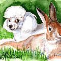 Best Friends by Linda L Martin
