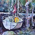 Boats by Jan Bennicoff