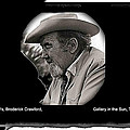 Broderick Crawford  All The King's Men Homage 1949 Gallery In The Sun Tucson Arizona by David Lee Guss