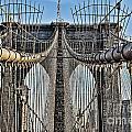 Brooklyn Bridge 3 by Steve Purnell