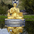 Buddha 25 by Jeelan Clark