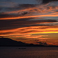 Burning Sky by Michelle Meenawong