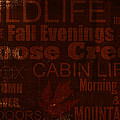 Cabin Life by Chastity Hoff