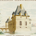 Chateau De Fervacques (calvados) by Mary Evans Picture Library