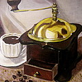 Cup Of Coffee by Vera Lysenko