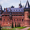 De Haar Castle 4. Utrecht. Netherlands by Jenny Rainbow