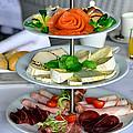 Decorative Food by Elzbieta Fazel