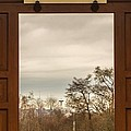 Door With A View by Calazone's Flics