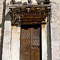 Doorway To The Duomo by Ira Shander