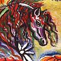 Dream Horse 2 by Hae Kim