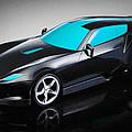 Ferrari 15 by Jeelan Clark
