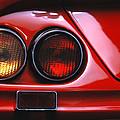 Ferrari Red by David and Carol Kelly