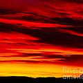Fiery Furnace Sunset by Tracy Knauer