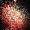 Fireworks by Alan Hutchins